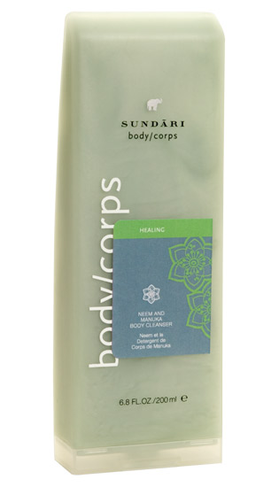 Sundari Neem and Manuka Body Cleanser 6.8 oz