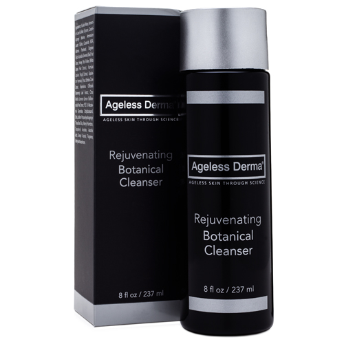 Penises, rejuvenating facial cleanser within pyramid