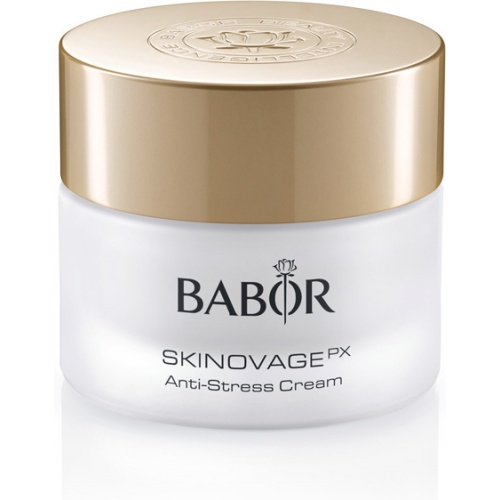 Babor - Skinovage PX Calming Sensitive Anti-Stress Cream (For Sensitive Skin) - 50ml/1.7oz Herborist Silky All-Day Moisturizing Lazy Beauty Facial Mask 120ml/4.2oz