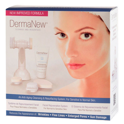 DermaNew Microdermabrasion Facial Rejuvenation System. 5 ...