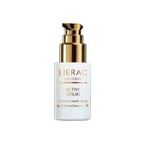 Lierac EXCLUSIVE Active Serum Wrinkle Filling Face Serum ...
