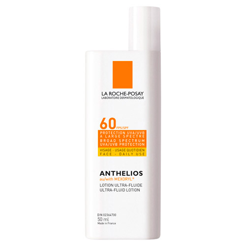 la roche posay anthelios 60 ultra light sunscreen fluid. Black Bedroom Furniture Sets. Home Design Ideas