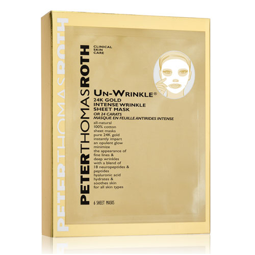 Peter Thomas Roth Un-Wrinkle 24k Gold Intense Wrinkle She...