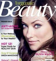 New Beauty January 2011 Cover